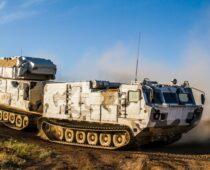 Российская армия получила новый зенитный ракетный комплекс