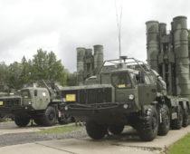 Расчеты С-400 1-й армии ПВО-ПРО уничтожили условного нарушителя госграницы