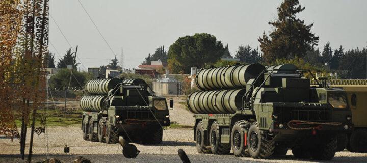 «Алмаз-Антей» досрочно передал Минобороны третий полковой комплект С-400 «Триумф»