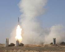 Расчёты «Триумфов» отбили условное ракетное нападение на полигоне Ашулук