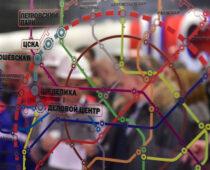 Большое кольцо метро Москвы планируют замкнуть в конце 2022 года
