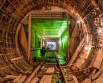 Основные конструкции четырех станций БКЛ на юго-западе готовы на 75%