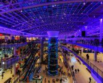 Посещаемость ТЦ Москвы достигла докарантинного уровня