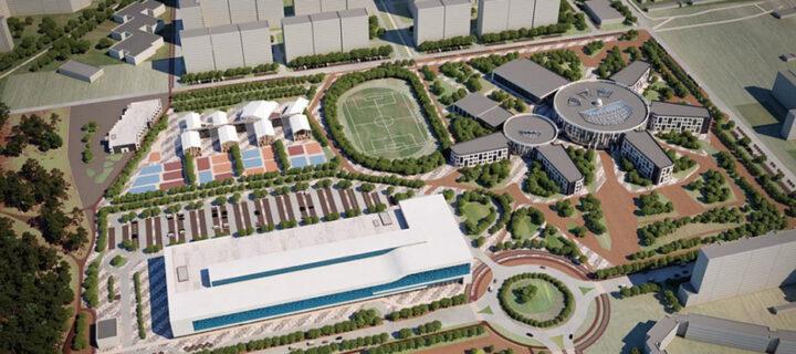 В Воронеже построят самую большую в стране школу в 2022 году