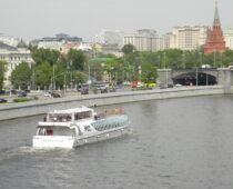 В Москве запустят два регулярных нетуристических речных маршрута