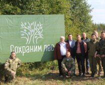 Более 220 тыс. деревьев высадили в Подмосковье в рамках экологической акции