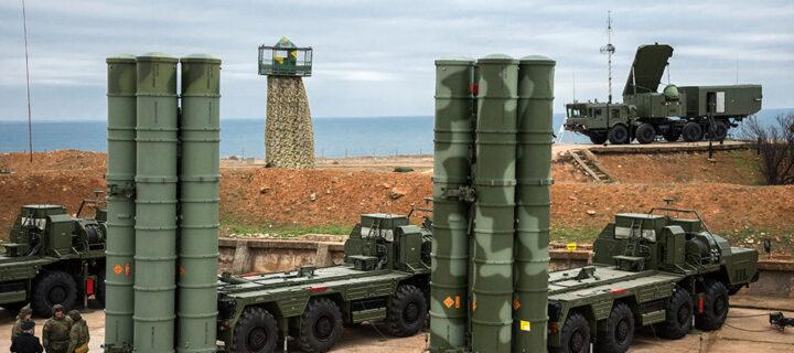Черноморский флот сообщил об учениях расчетов С-400 в Крыму
