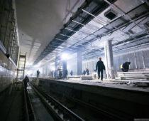 В Москве за десять лет построено 56 станций метро