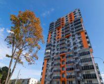 Почти 1 млн кв. м жилья построили по реновации в Москве