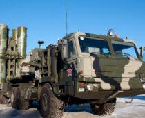 Расчеты ПВО С-400 Северного флота провели в Арктике тренировку по поражению воздушных целей