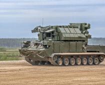 Под Волгоградом ЗРК «Тор-М2» отразили условный воздушный удар