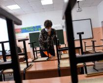 Почти половина тульских школ отправляет учеников на осенние каникулы досрочно