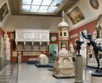 В Москве приостановили работу все музеи и заповедники