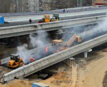 Москва досрочно выполнила годовой план по строительству дорог
