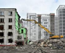 Более 40 столичных домов расселили по реновации в 2020 году