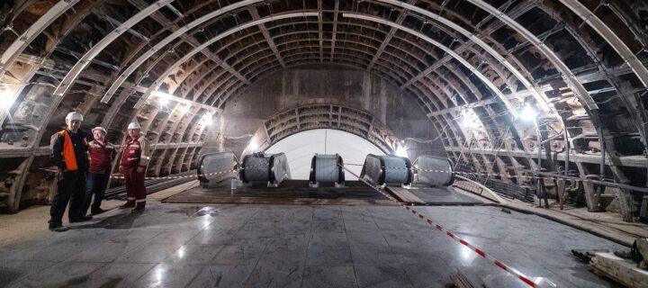 В 2021 году на БКЛ московского метро планируют открыть более 10 станций