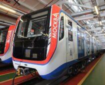 Более 40 новых поездов планируют запустить в метро Москвы в 2021 году
