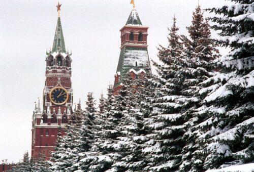 Московский Кремль откроется для посетителей 22 января