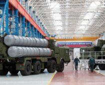 Белоруссия планирует закупить российские системы ПВО С-400 «Триумф»