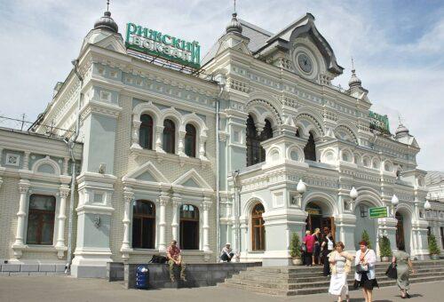 Рижский вокзал в Москве признали памятником архитектуры