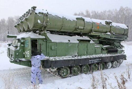 Учения по отражению авиаудара проведут в Московской области расчеты С-300В4