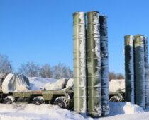 В ЦВО заступит на боевое дежурство новый полк ЗРС С-400 «Триумф»