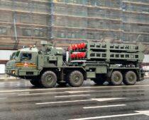 В 2021 году ВКС РФ получат комплексы ПВО С-350 «Витязь»