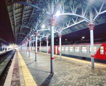 Три пригородных вокзала появятся в Новой Москве в 2021 году