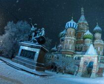 В Московский регион пришли 30-градусные морозы