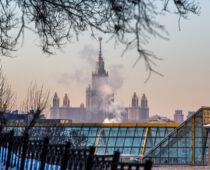 Аномальные холода придут в Москву и Подмосковье