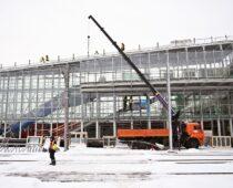 Десятый столичный железнодорожный вокзал «Восточный» заработает в 2021 году