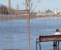 Сильное половодье прогнозируется весной в Тульской области