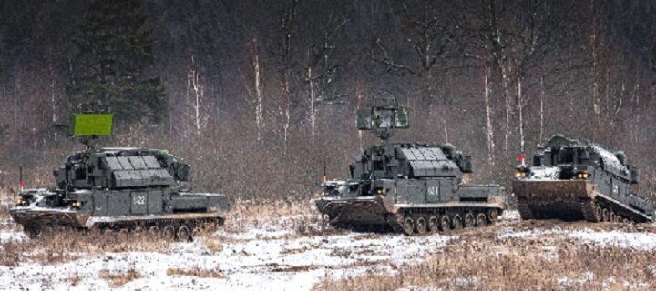 В Подмосковье зенитчики Кантемировской дивизии выполнили электронные пуски из ЗРК «Тор-М2»