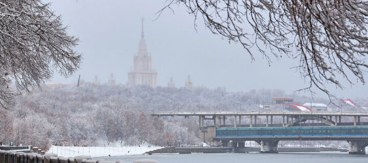 В Московском регионе из-за морозов повышен уровень погодной опасности