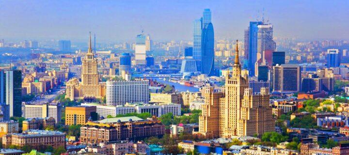 В 2021 году в центре Москвы реконструируют и построят 665 тыс. «квадратов» недвижимости