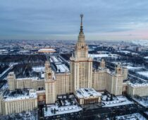МГУ вошел в топ-50 международного рейтинга QS World University Rankings