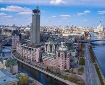 Остров Балчуг благоустроят в Москве в 2021 году
