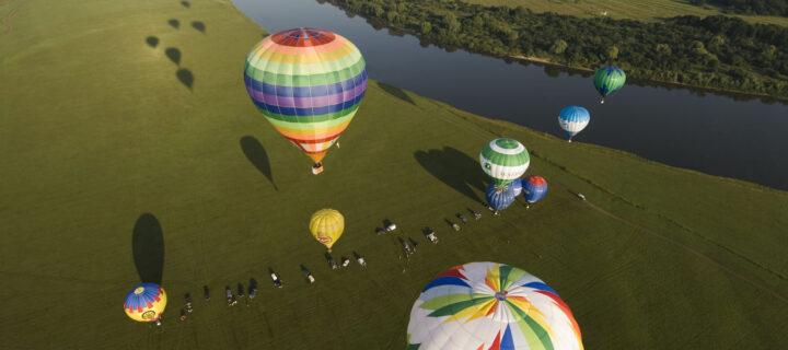 Фестиваль воздухоплавания «Небо России» пройдет в Рязани в июле
