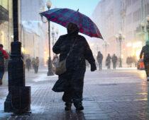 Сильные дожди и похолодание ожидаются в Москве