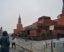 Допуск к мавзолею Ленина возобновится 17 апреля